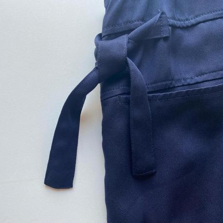 肩紐デザインキャミサロペット