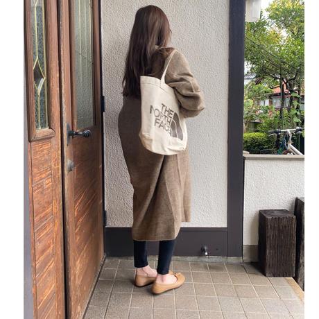 【11月上旬入荷予定】ガウン風ロングカーディガン
