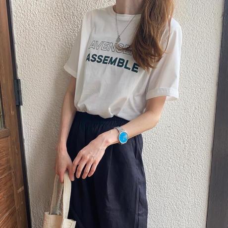 グリーンロゴtシャツ