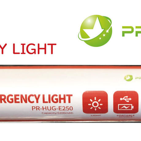 HUG EMERGENCY LIGHT PR-HUG-E250