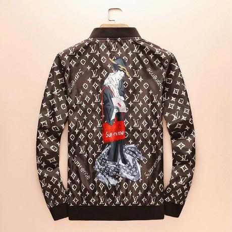新入荷 ルイヴィトン/LOUIS VUITTON ジャケット 高品質 メンズファッション ウイメンズファション
