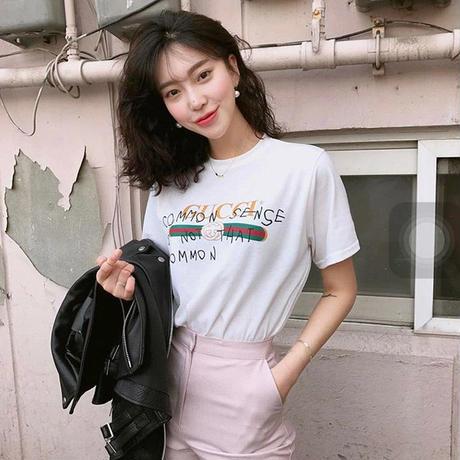 激安★グッチ/Gucci 男女兼用 半袖Tシャツ 人気新作  お買い得
