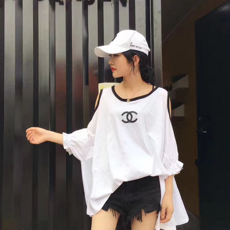 シャネル パーカー Tシャツ 新入荷  色選択   レディース愛用