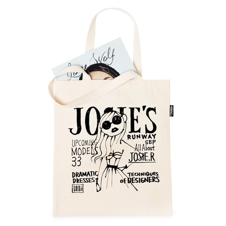 【Tote Bag】Cover Girl(JR005-NT)