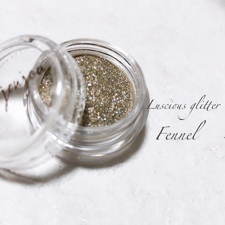 Lueur d'origine Luscious Glitter / Fennel(フェンネル)