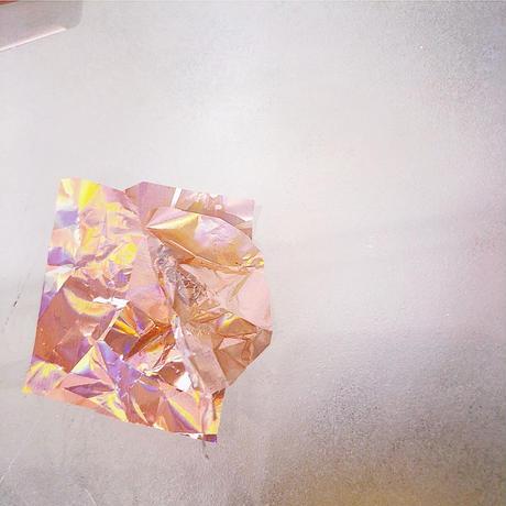 Aurora rose foil/オーロラ ローズ フォイル