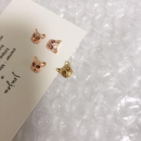 Miaow・rose gold (ミャオ ローズゴールド)