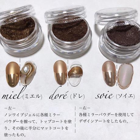 Lueur d'origine  / doré(ドレ)