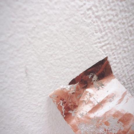 frost rose foil/マット ローズ フォイル