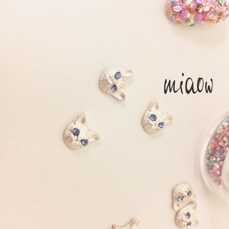 Miaow・ silver (ミャオ シルバー)