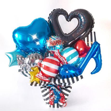 POPなキャンディバルーンギフト♪お誕生日★様々なお祝いに★