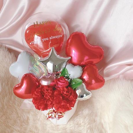 ♡数量限定♡Happy Mother's day♡2色から選べる♪バルーンギフト
