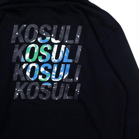 KOSULI ZIP UP HOODIE コスリ ジップアップ フーディー パーカー