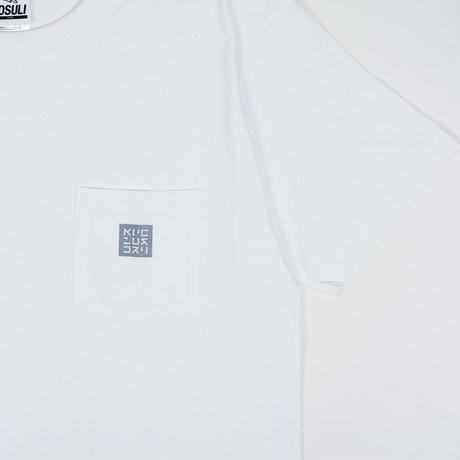 KOSULI REFLECTOR BOX LOGO  T-SHIRTS コスリ リフレクター ボックス ロゴ Tシャツ