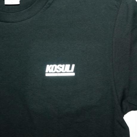 KOSULI 1POINT REFLECTOR T-SHIRTS/コスリ ワンポイント リフレクターTシャツ