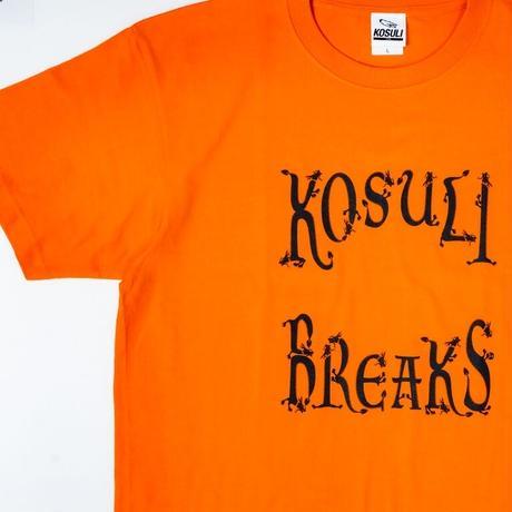 Kosuli Breaks T-Shirts コスリブレイクス Tシャツ