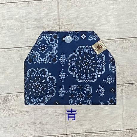マスクケースB (バンダナ柄)