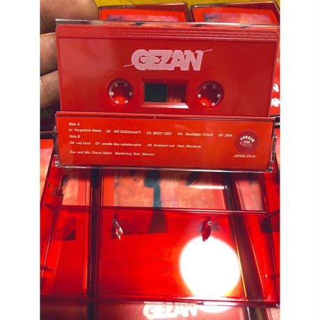 【Limited Tape】GEZAN // 「Silence Will Speak」