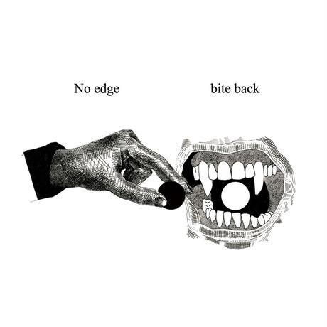 No edge『bite back』 CD +T-shirts セット