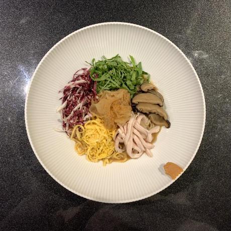 ザ・冷やし中華(具なし)4食セット