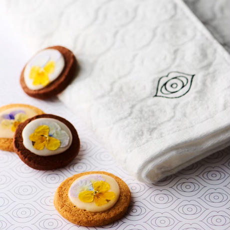 【サブレセット(14枚入)】 北海道産バターをたっぷり使用したサブレ