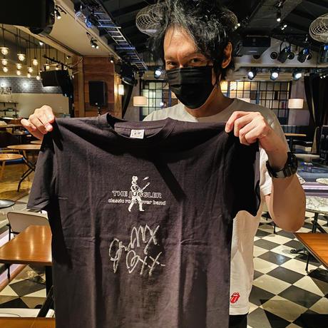🎉【Tシャツ】「 立体プリントTシャツ・サイン入りver./THE JUGGLER」
