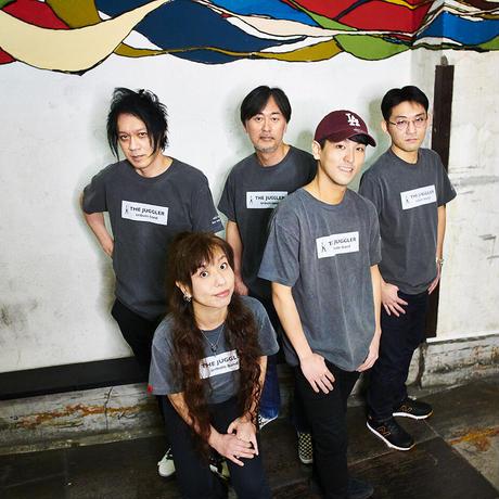 【Tシャツ】「 THE JUGGLER・バンドオリジナル」