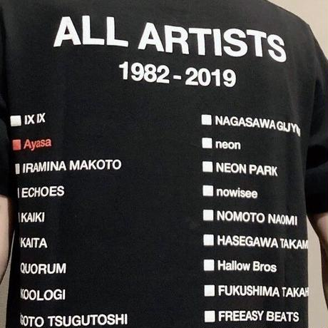 【Tシャツ】「株式会社ジャグラー創立38周年記念Tシャツ(2019販売)」