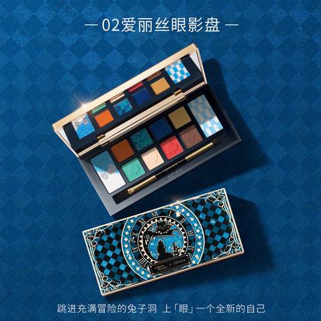 中国ip代理_ZEESEA × 大英博物館 不思議の国のアリス Dreamland Eyeshadow ...