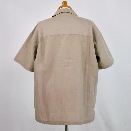 MANUAL ALPHABET ユーティリティ半袖シャツ MA-S-581