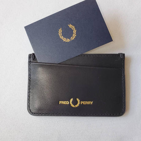 FRED PEERY LEATHER カードケース