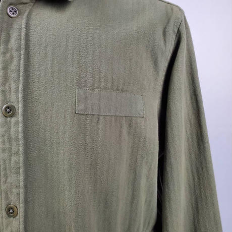 JOHNBULL  ミリタリーシャツ ジャケット 13596