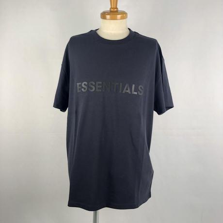 ESSENTIALS フロントロゴ 半袖Tシャツ