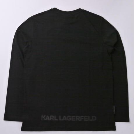 KARL LAGERFELD 長袖Tシャツ 129311344101