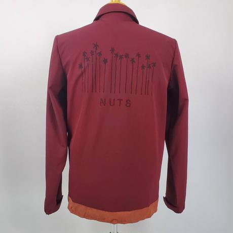 HUB&SPOKE バックプリントコーチジャケット 393520