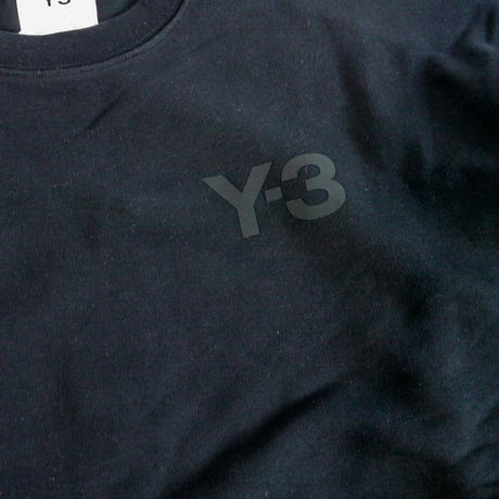 Y-3 長袖スウェットTシャツ GV4164