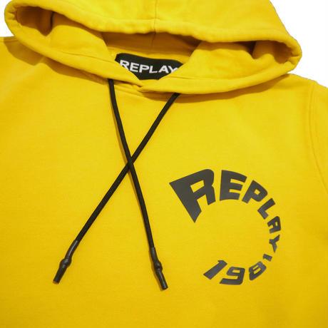 REPLAY ロゴ入りパーカー M3530.2289OC