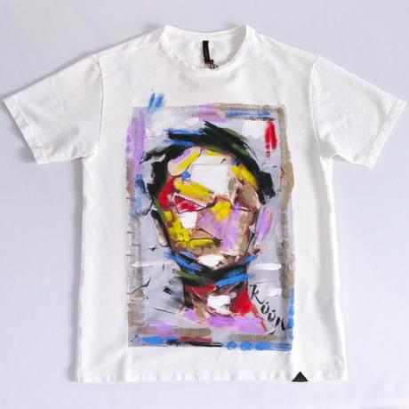 KOON 半袖Tシャツ FACCIA DIPINTO 120101384064