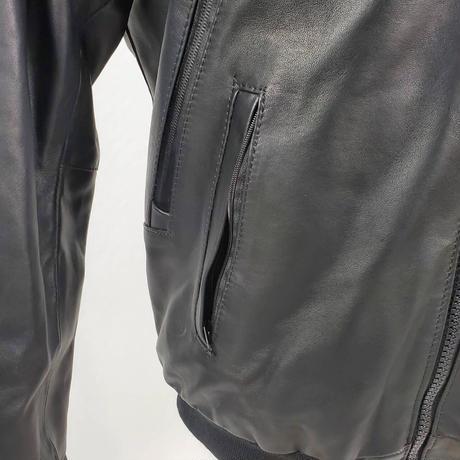 P.M.D.S. COSTY LER ライダースジャケット 020591114004