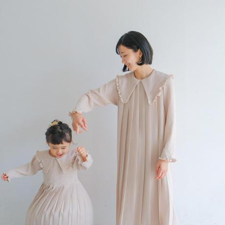 ladies Lily dress / soy <09-102>