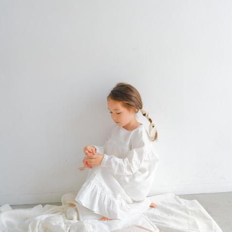 Night dress  / white <09-52>