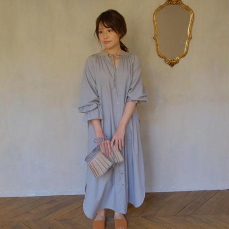 ladies Over dress / blue grey