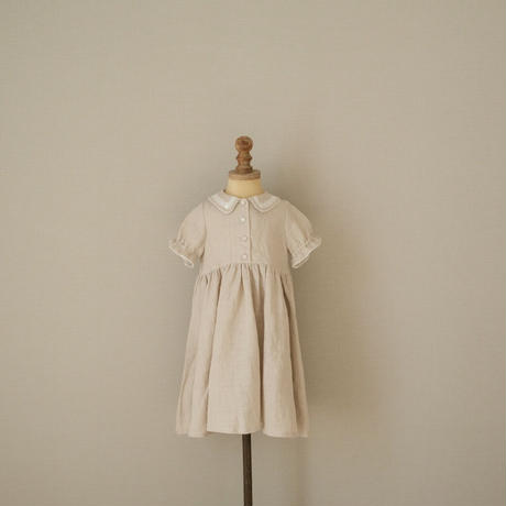 Mary dress / natural