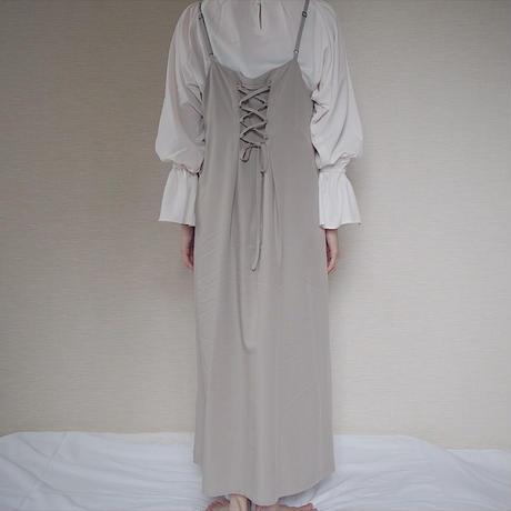 ladies * camisole OP / greige