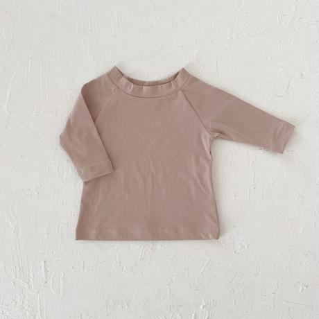 Swim wear - tops normal - / dusty pink