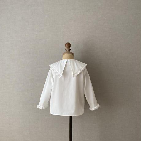 kids * Lily blouse / white