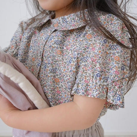 Coco blouse / katie and millie (multi)