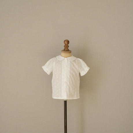 Coco blouse / white lace