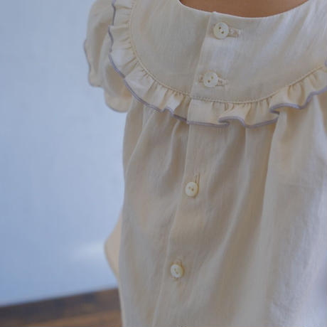 Charlotte blouse / cream
