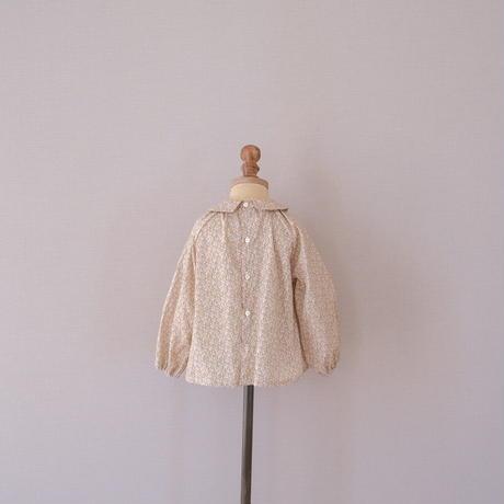 Madeleine blouse / pepper <09-18>
